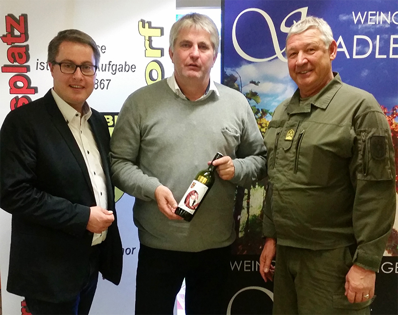 Stadler Zweigelt ist TÜPL Wein 2017